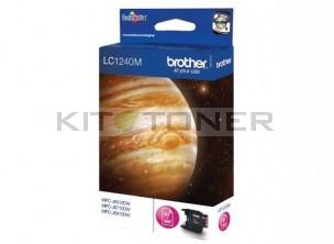 Brother LC1240M - Cartouche d'encre magenta de marque