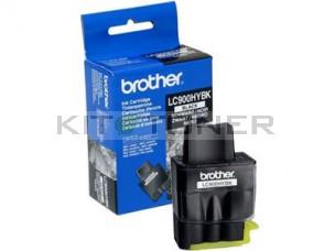 Brother LC900HYBK - Cartouche d'encre d'origine noire XL