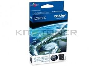 Brother LC985BK - Cartouche d'encre original noire