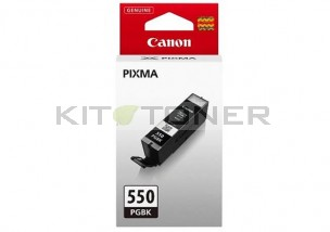 Canon PGI550PGBK XL - Cartouche d'encre noire de marque 6431B001