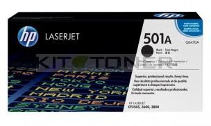 HP Q6470A - Cartouche de toner d'origine noir