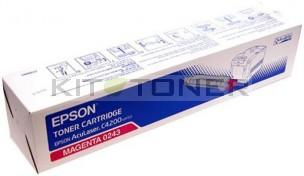 Epson S050243 - Cartouche toner d'origine magenta