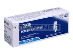 Epson S050613 - Cartouche de toner d'origine cyan