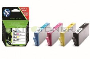 HP CH082EE - Pack de 3 cartouches d'encre HP 364