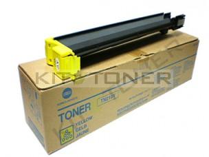 Konica TN210Y - Toner d'origine jaune