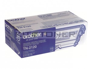 Brother TN2120 - Cartouche de toner d'origine TN2120