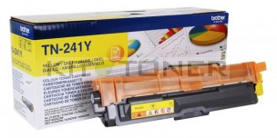 Brother TN241Y - Cartouche de toner jaune TN241Y