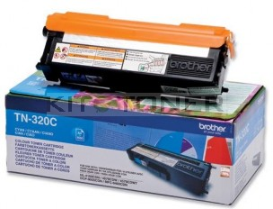 Brother TN320C - Cartouche toner cyan TN320C