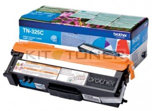 Brother TN325C - Cartouche toner cyan TN325C