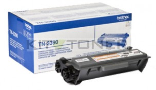 Brother TN3390 - Cartouche toner originale xxl