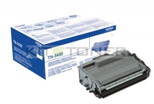 Brother TN3430 - Cartouche toner d'origine