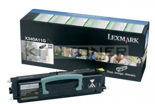Lexmark X340A11G - Cartouche de toner de marque