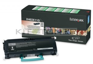 Lexmark X463A11G - Cartouche de toner d'origine
