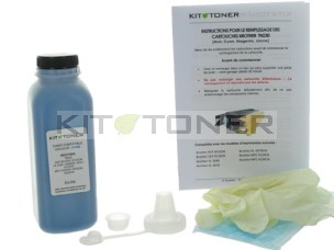 Brother TN230C - Kit de recharge toner compatible Cyan