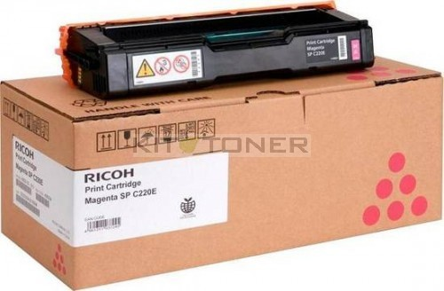 toner magenta de marque 220 pour imprimante ricoh aficio. Black Bedroom Furniture Sets. Home Design Ideas