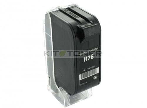 cartouche d 39 encre compatible couleur 78 pour imprimante hp. Black Bedroom Furniture Sets. Home Design Ideas